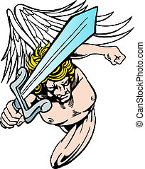 arrabbiato, angelo