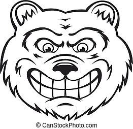 arrabbiato, orso
