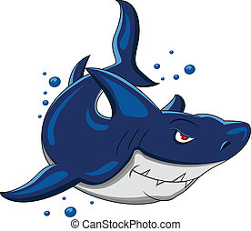 arrabbiato, squalo