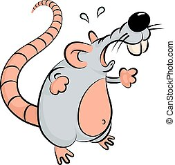 arrabbiato, topo