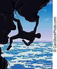arrampicarsi