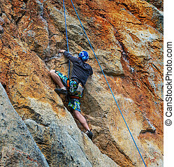 arrampicatore