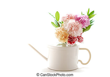 arrangé, fleur