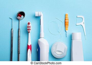 Arrangement Of Dental Instrument