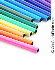 arrangement of magic color pen