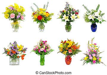 arrangements fleur, collection