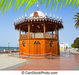Arrecife Lanzarote Quiosco de la Musica circus