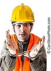 Arrested engineer