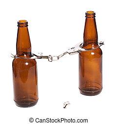 arresteerde, dronken