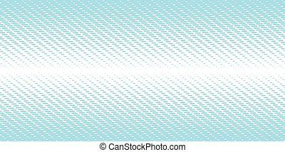 arrière-plan bleu, halftone