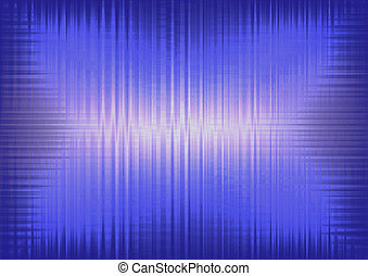 arrière-plan bleu, résumé