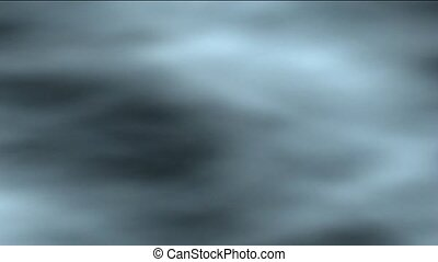 arrière-plan bleu, vague