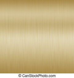arrière-plan., brossé, bronze