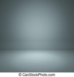 arrière-plan gris, résumé, gradient, bleu