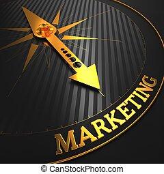 arrière-plan., marketing., business