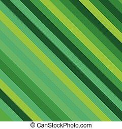 arrière-plan vert, bande