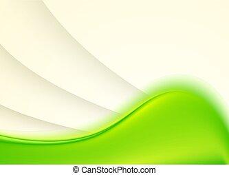 arrière-plan vert, résumé