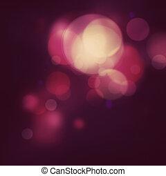 arrière-plan violet, fête