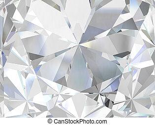 arriba, diamante, illustration., textura, realista, cierre, ...