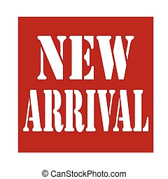 arrival-label, nuovo