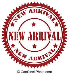 arrival-stamp, novo