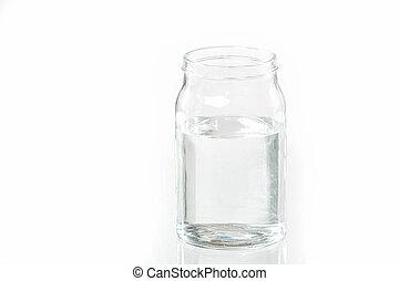 arrosez verre, pot