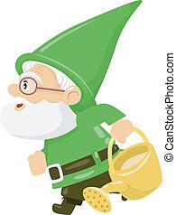 arrosoire, gnome