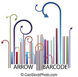 Arrow Barcode