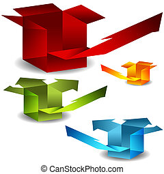 Arrow Boxes