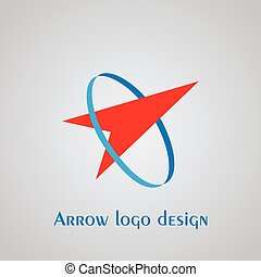 Arrow logo,