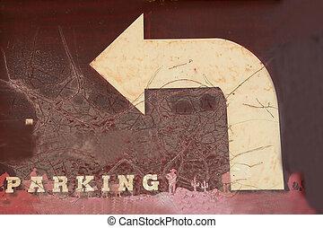Arrow Parking