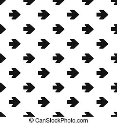 Arrow pattern seamless