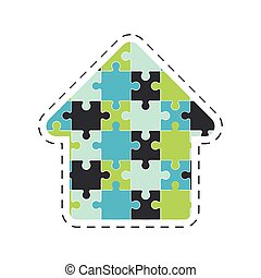 arrow puzzle solution image