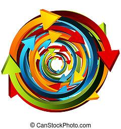 Arrow Sphere