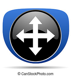 Arrow web icon