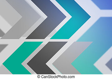 Arrows Abstract Background