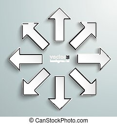 Arrows All Directions
