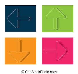 arrows design