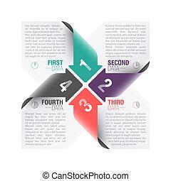 Arrows - design template