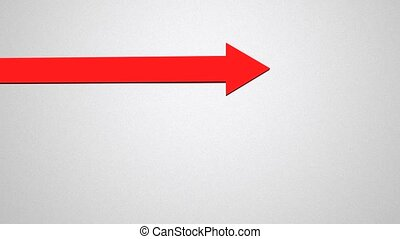 Arrows direction