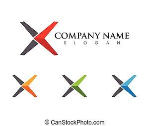 Arrows Logo Template design