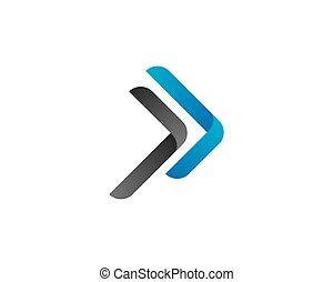Arrows vector illustration