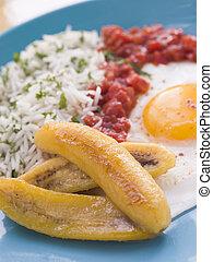 arroz, cuban-style
