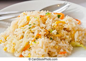 arroz frito