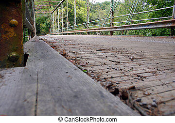arrugginito, ponte