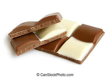 artículos de chocolate