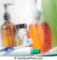 artículos de tocador, consejo de ministros de baño