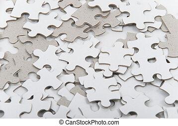 artículos del rompecabezas