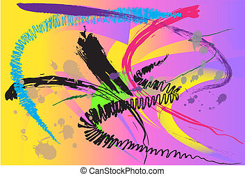 art-abstract-brush