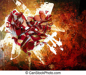 art Abstraction ornament